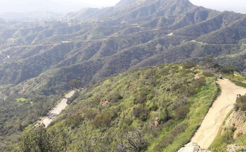 Hike 11/52 Glendale Peak Mt. HollywoodLoop