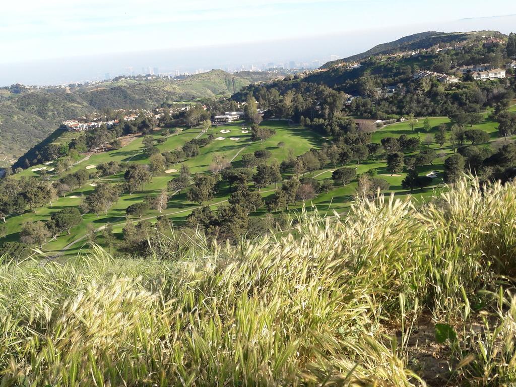 Upper Canyonback Ridge Santa Monica Mountains Encinvo