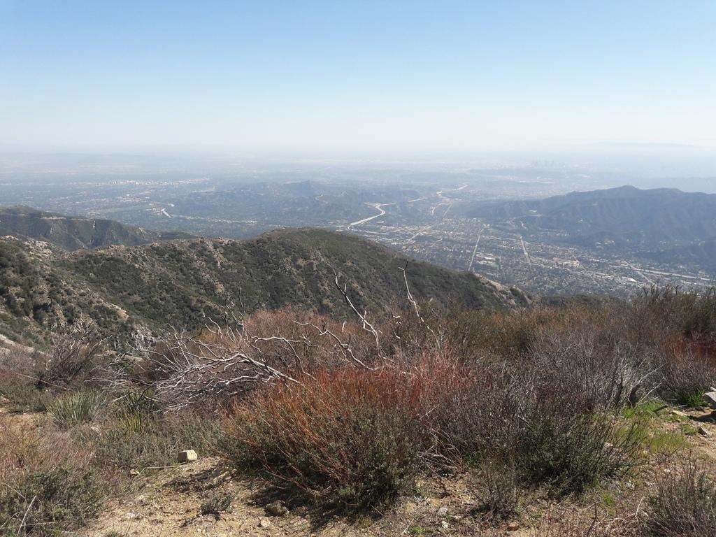 Mt. Lukens Rim of the Valley Trail