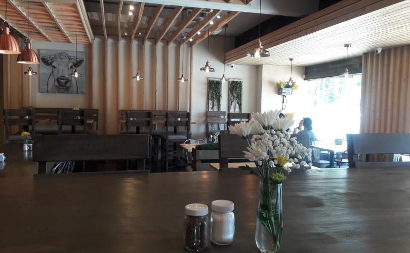 Morning Iced Coffee – Farm Table, VanNuys
