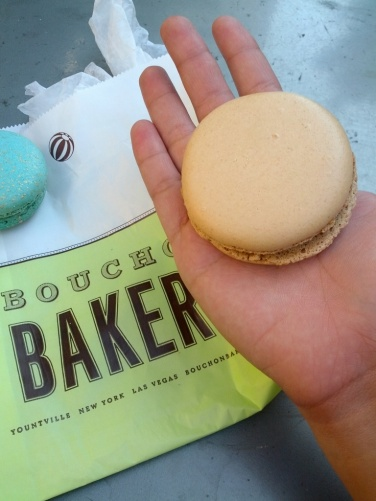 Macaron Bouchon Bakery