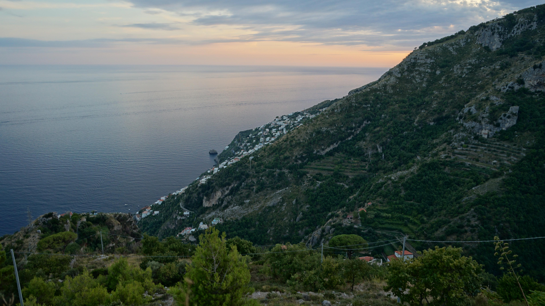 Corner Amalfi Coast