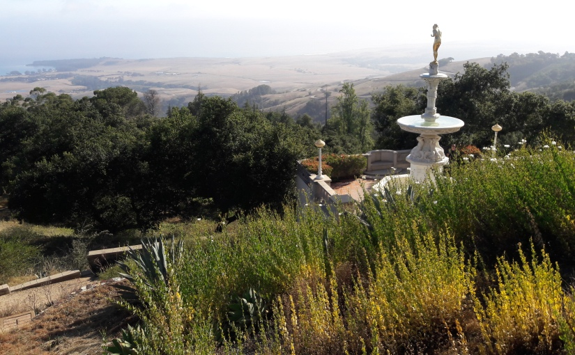 Hearst Castle: Just three hours away fromhome