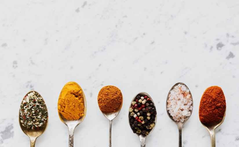 """Eat around the world"" — a new blogchallenge"