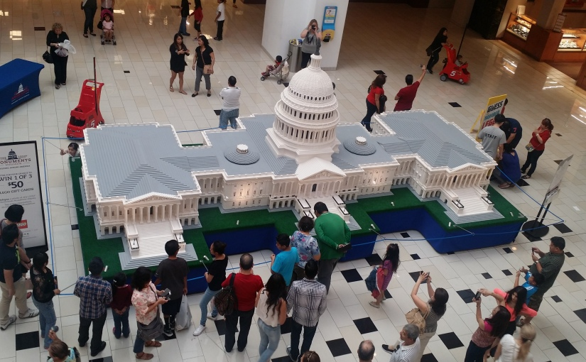 Large LEGO buildings (PPAC#12)